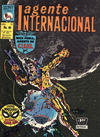 Cover for Agente Internacional (Editora de Periódicos La Prensa S.C.L., 1966 series) #40