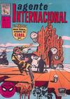 Cover for Agente Internacional (Editora de Periódicos La Prensa S.C.L., 1966 series) #41