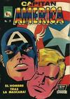 Cover for Capitán América (Editora de Periódicos La Prensa S.C.L., 1968 series) #29