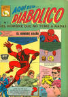 Cover for Diabólico (Editora de Periódicos La Prensa S.C.L., 1966 series) #1