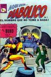 Cover for Diabólico (Editora de Periódicos La Prensa S.C.L., 1966 series) #3