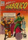 Cover for Diabólico (Editora de Periódicos La Prensa S.C.L., 1966 series) #5
