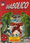 Cover for Diabólico (Editora de Periódicos La Prensa S.C.L., 1966 series) #28