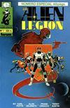 Cover for Alien Legion (Planeta DeAgostini, 1991 series) #1