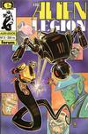 Cover for Alien Legion (Planeta DeAgostini, 1991 series) #5
