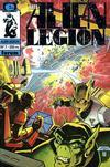 Cover for Alien Legion (Planeta DeAgostini, 1991 series) #7