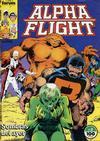 Cover for Alpha Flight (Planeta DeAgostini, 1985 series) #2