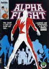 Cover for Alpha Flight (Planeta DeAgostini, 1985 series) #7