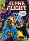 Cover for Alpha Flight (Planeta DeAgostini, 1985 series) #10