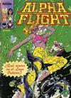 Cover for Alpha Flight (Planeta DeAgostini, 1985 series) #11