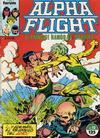 Cover for Alpha Flight (Planeta DeAgostini, 1985 series) #12