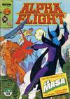 Cover for Alpha Flight (Planeta DeAgostini, 1985 series) #16