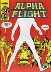 Cover for Alpha Flight (Planeta DeAgostini, 1985 series) #21