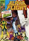 Cover for Alpha Flight (Planeta DeAgostini, 1985 series) #25