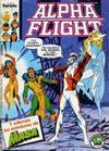 Cover for Alpha Flight (Planeta DeAgostini, 1985 series) #26