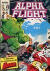 Cover for Alpha Flight (Planeta DeAgostini, 1985 series) #28