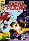 Cover for Alpha Flight (Planeta DeAgostini, 1985 series) #30
