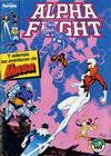 Cover for Alpha Flight (Planeta DeAgostini, 1985 series) #31