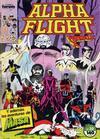 Cover for Alpha Flight (Planeta DeAgostini, 1985 series) #32