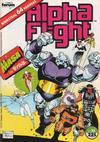 Cover for Alpha Flight (Planeta DeAgostini, 1985 series) #35