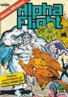 Cover for Alpha Flight (Planeta DeAgostini, 1985 series) #36
