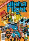 Cover for Alpha Flight (Planeta DeAgostini, 1985 series) #37