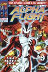 Cover for Alpha Flight (Planeta DeAgostini, 1998 series) #1