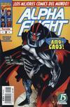 Cover for Alpha Flight (Planeta DeAgostini, 1998 series) #2