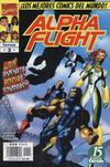 Cover for Alpha Flight (Planeta DeAgostini, 1998 series) #3