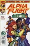 Cover for Alpha Flight (Planeta DeAgostini, 1998 series) #5