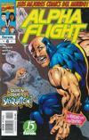 Cover for Alpha Flight (Planeta DeAgostini, 1998 series) #6