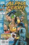 Cover for Alpha Flight (Planeta DeAgostini, 1998 series) #9