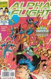 Cover for Alpha Flight (Planeta DeAgostini, 1998 series) #10
