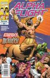 Cover for Alpha Flight (Planeta DeAgostini, 1998 series) #11