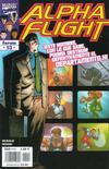 Cover for Alpha Flight (Planeta DeAgostini, 1998 series) #13