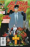 Cover for Alpha Flight (Planeta DeAgostini, 1998 series) #14