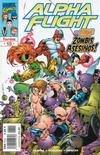 Cover for Alpha Flight (Planeta DeAgostini, 1998 series) #15