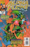 Cover for Alpha Flight (Planeta DeAgostini, 1998 series) #17