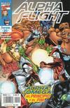 Cover for Alpha Flight (Planeta DeAgostini, 1998 series) #20