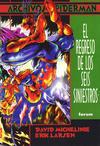 Cover for Archivos Spiderman (Planeta DeAgostini, 1997 series) #2