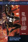 Cover for Archivos Spiderman (Planeta DeAgostini, 1997 series) #3