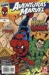 Cover for Aventuras Marvel (Planeta DeAgostini, 1998 series) #11