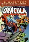 Cover for Biblioteca Grandes Del Cómic: Drácula (Planeta DeAgostini, 2002 series) #3