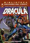 Cover for Biblioteca Grandes Del Cómic: Drácula (Planeta DeAgostini, 2002 series) #5