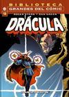 Cover for Biblioteca Grandes Del Cómic: Drácula (Planeta DeAgostini, 2002 series) #12