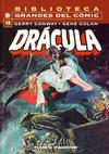 Cover for Biblioteca Grandes Del Cómic: Drácula (Planeta DeAgostini, 2002 series) #13