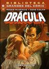 Cover for Biblioteca Grandes Del Cómic: Drácula (Planeta DeAgostini, 2002 series) #17
