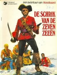Cover Thumbnail for Roodbaard (Oberon; Dargaud Benelux, 1976 series) #[2] - De schrik van de zeven zeeën