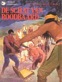 Cover Thumbnail for Roodbaard (Oberon; Dargaud Benelux, 1976 series) #10 - De schat van Roodbaard