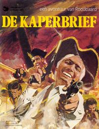 Cover Thumbnail for Roodbaard (Oberon; Dargaud Benelux, 1976 series) #11 - De kaperbrief